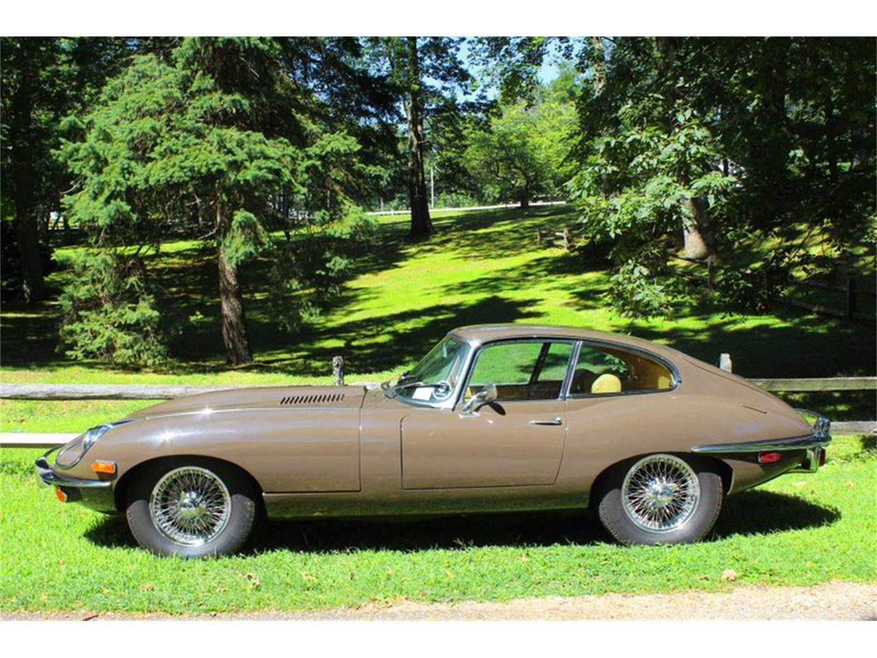 Large Picture of '70 E-Type - QXPR
