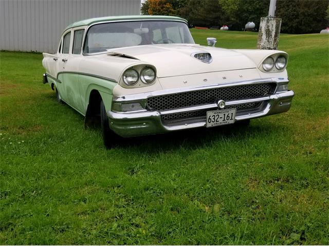 Picture of '58 4-Dr Sedan - QXQ8
