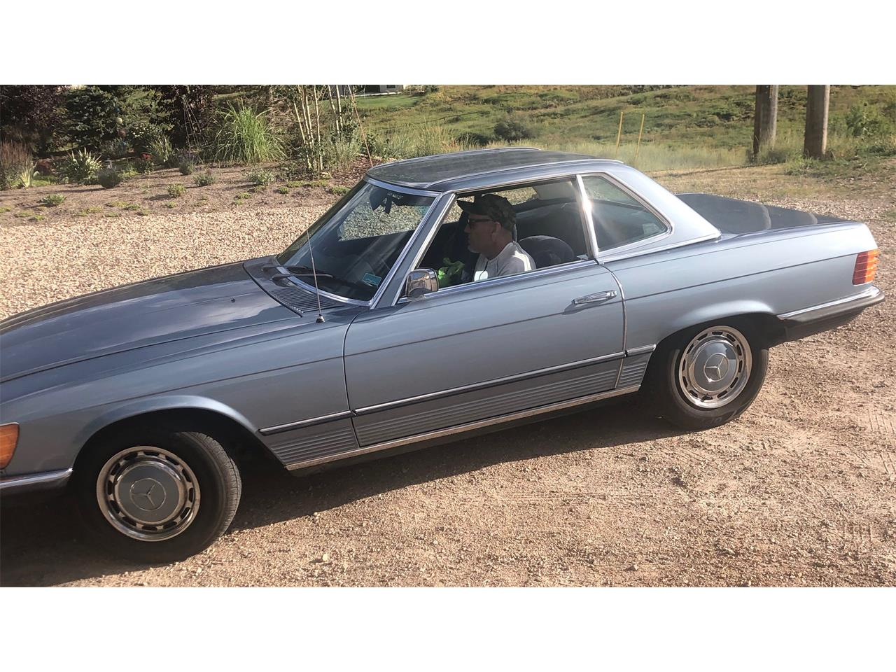 Large Picture of '73 450SL - QXQC