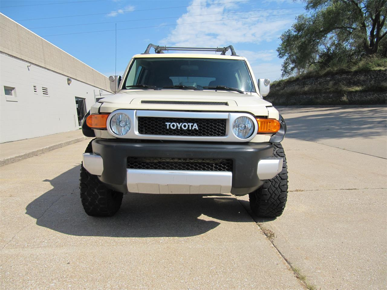 Large Picture of '08 FJ Cruiser - QXQF