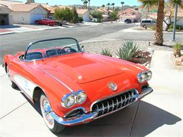Picture of '58 Corvette - QXQO