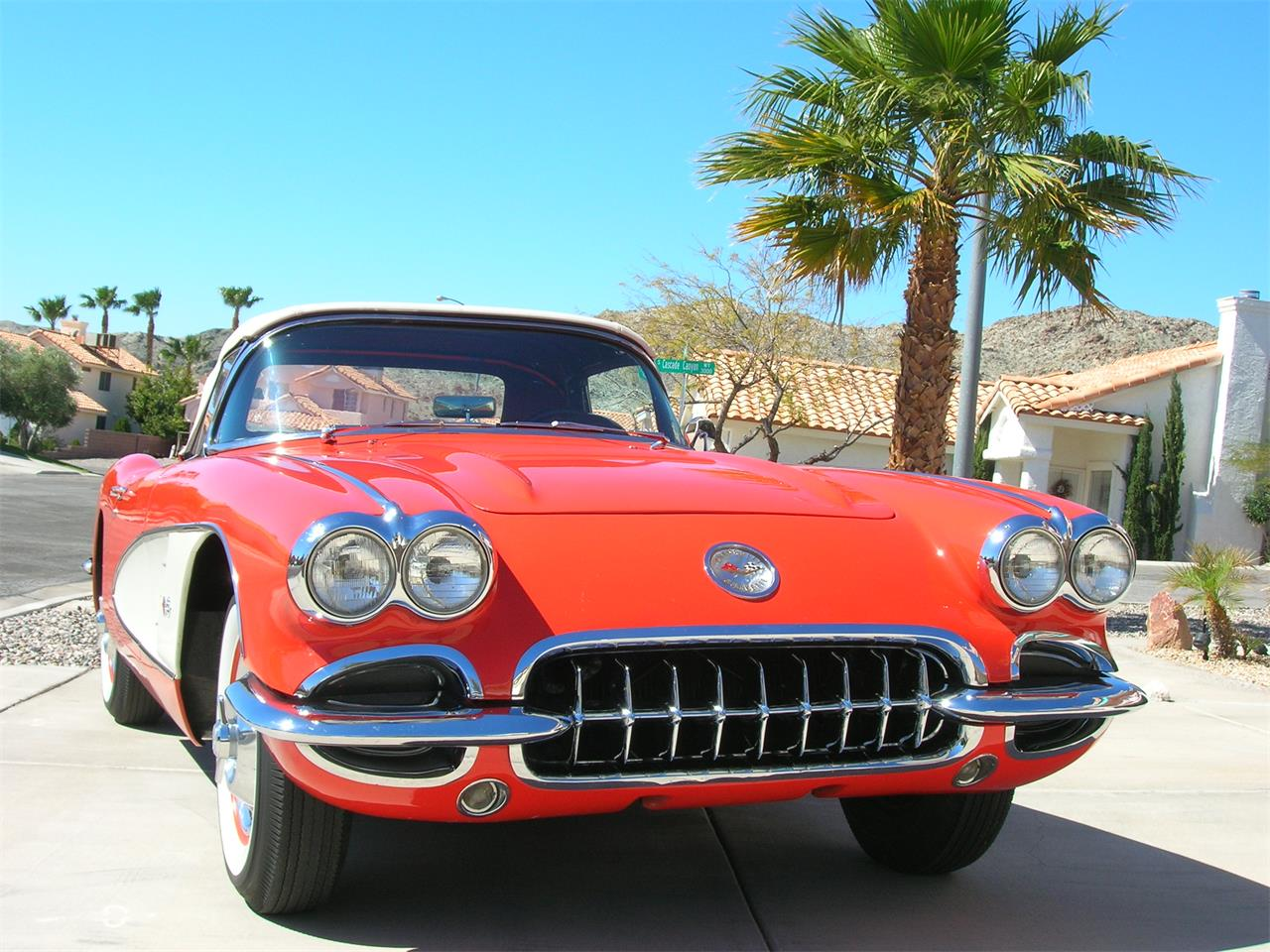 Large Picture of '58 Corvette - QXQO