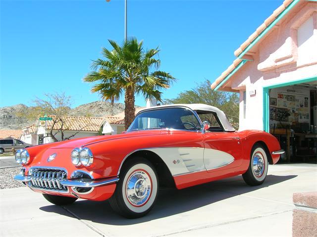 Picture of '58 Corvette - QXQO