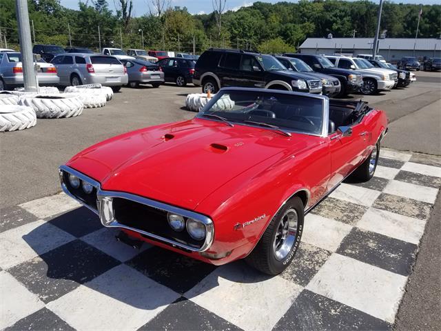 Picture of '68 Firebird - QXQX