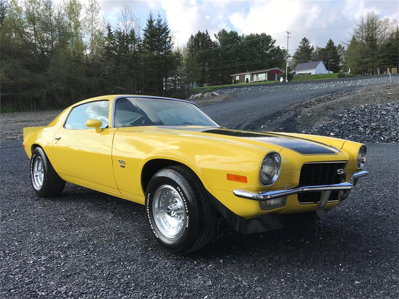 Large Picture of '70 Camaro SS - QXQY