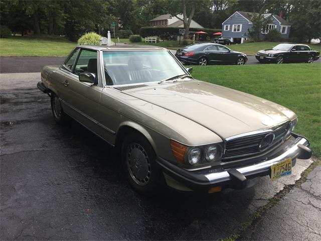 Picture of '87 560SL - QXRD