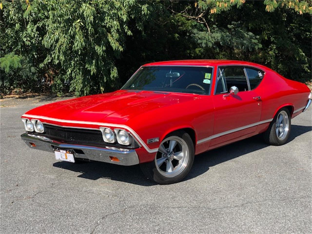 Large Picture of '68 Chevelle - QXRK