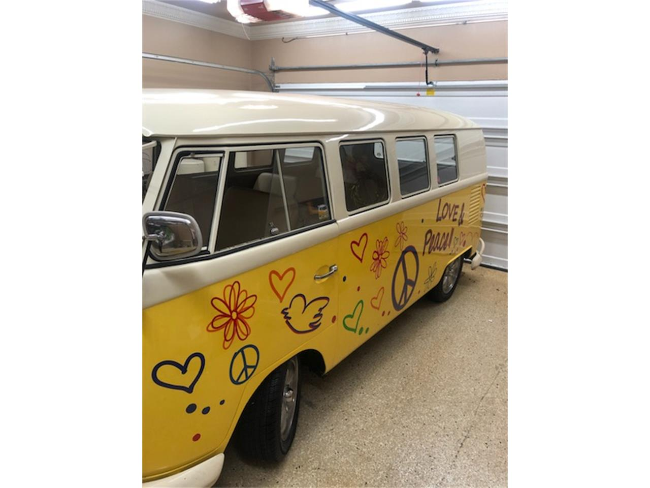 Large Picture of Classic 1964 Volkswagen Bus - QXRL