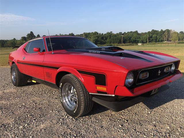 Classic Ford Mustang Mach 1 for Sale on ClassicCars com on