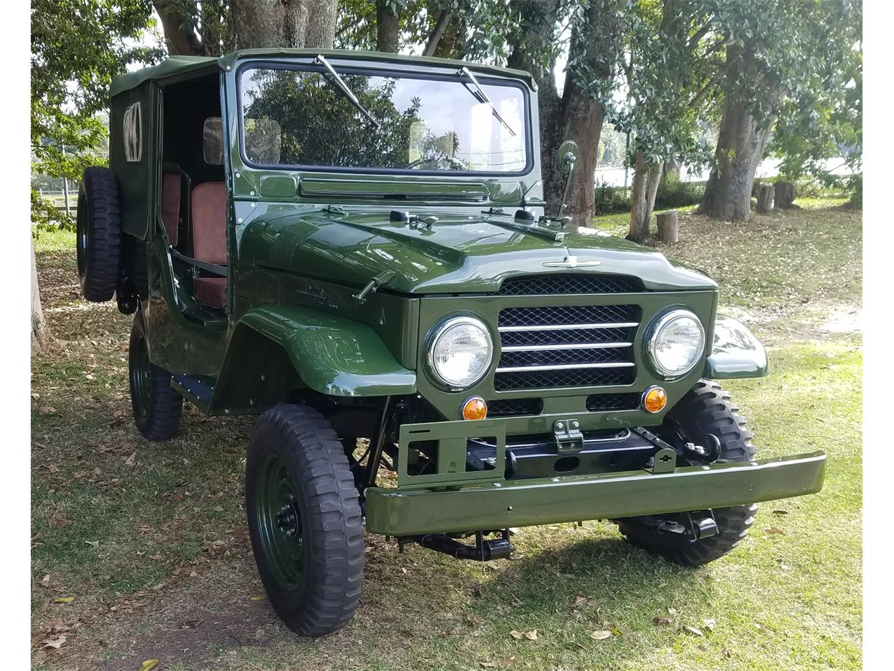 Large Picture of '60 Land Cruiser - QT17