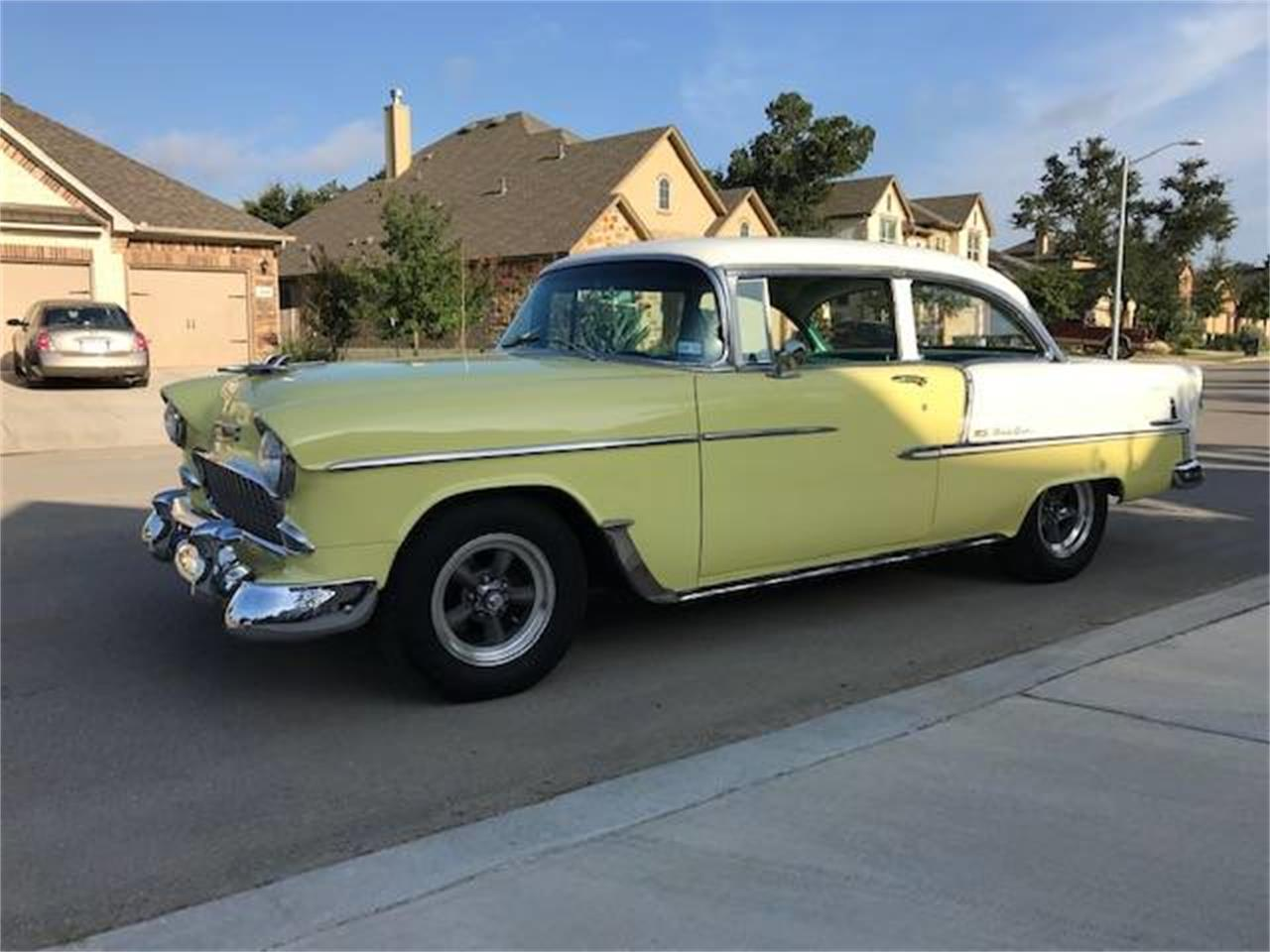 Large Picture of '55 Bel Air - QXSX