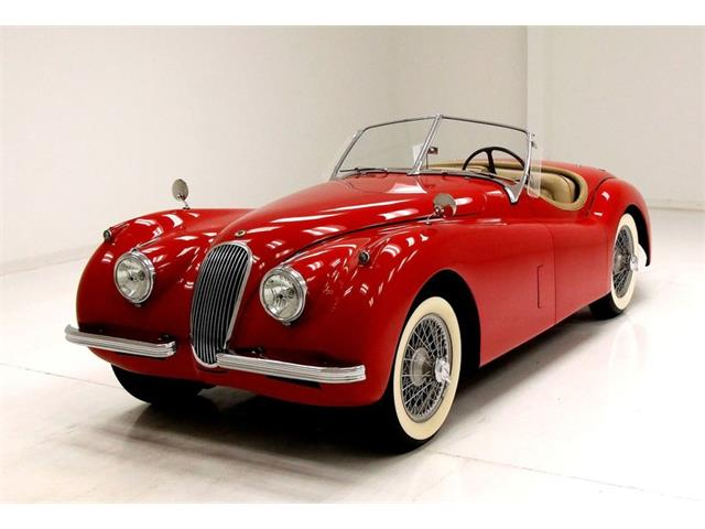 Picture of '54 XK120 - QXT8