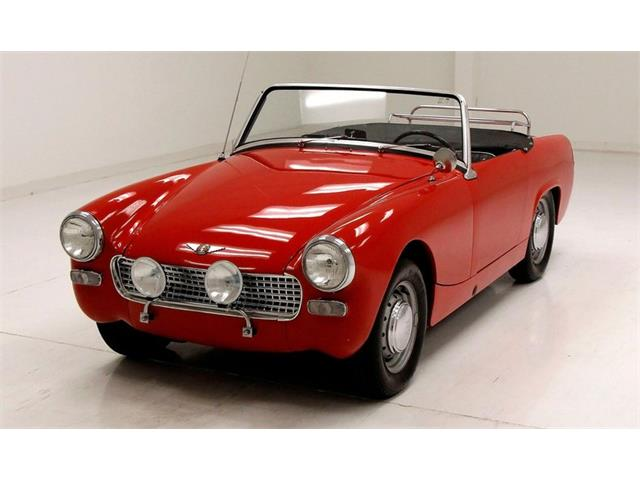 Picture of Classic 1962 Austin-Healey Sprite located in Morgantown Pennsylvania Offered by  - QXTL