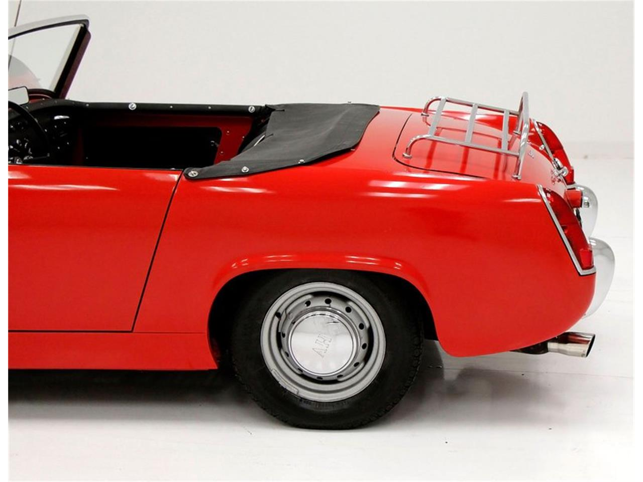 Large Picture of '62 Sprite - QXTL