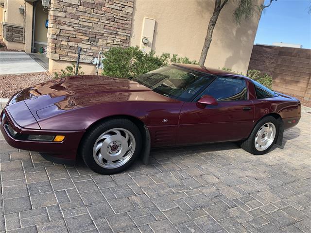 Picture of '93 Corvette - QT1D