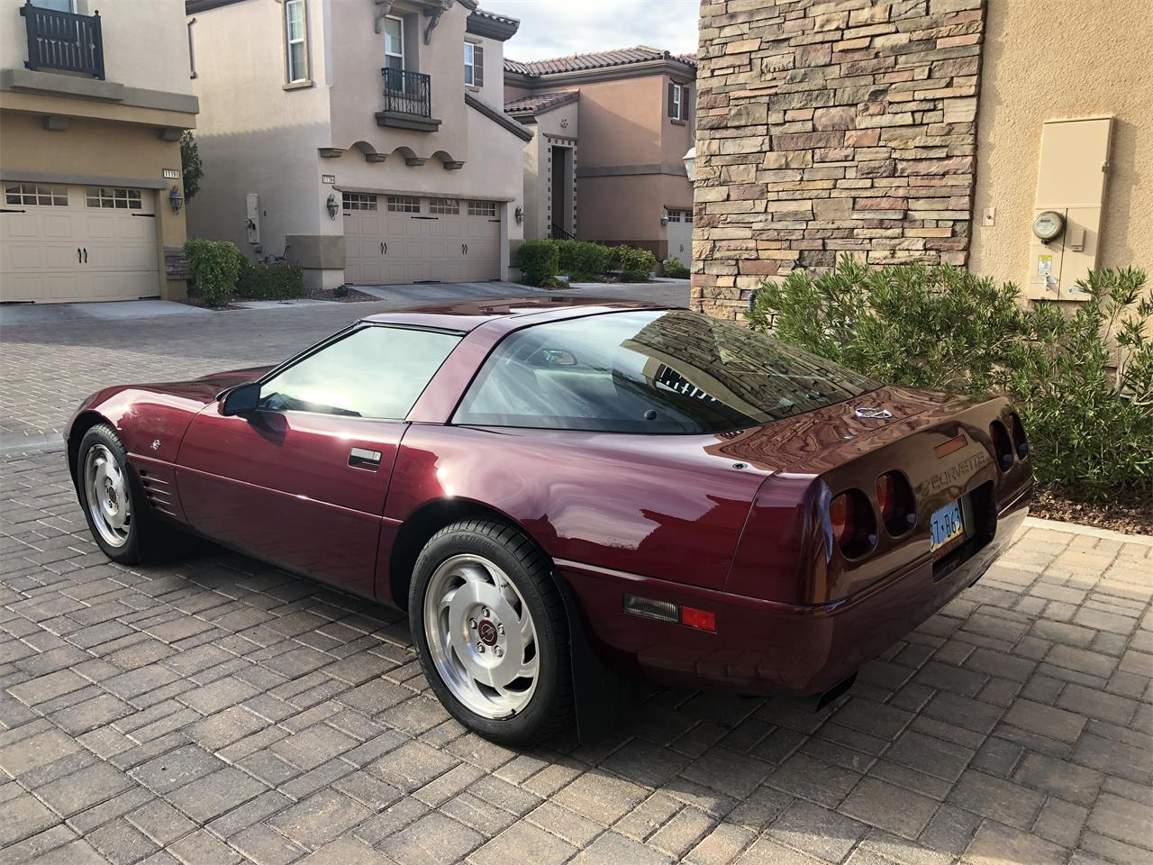 Large Picture of '93 Corvette - QT1D
