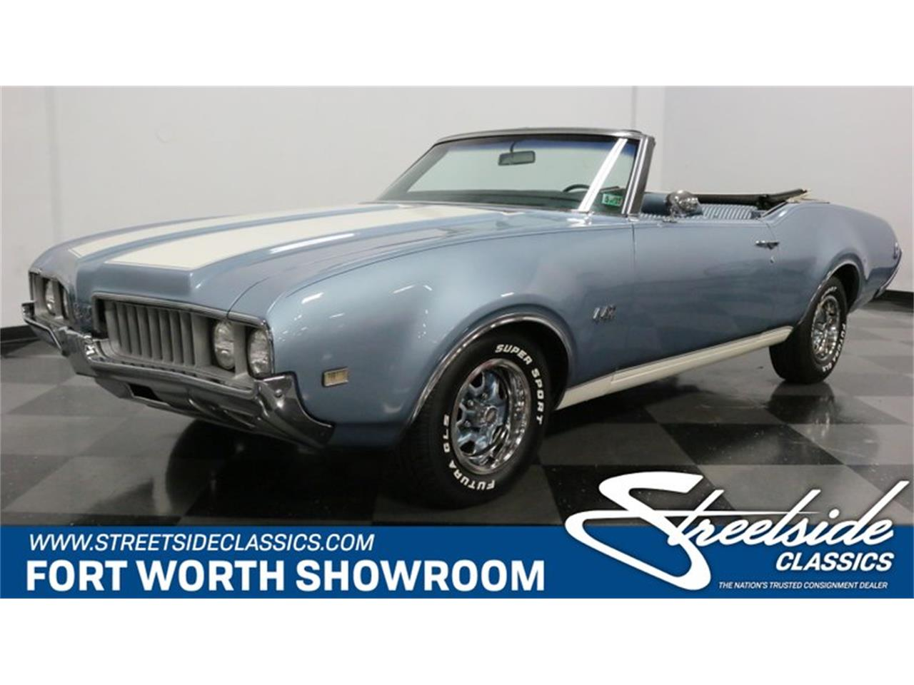 For Sale: 1969 Oldsmobile Cutlass in Ft Worth, Texas