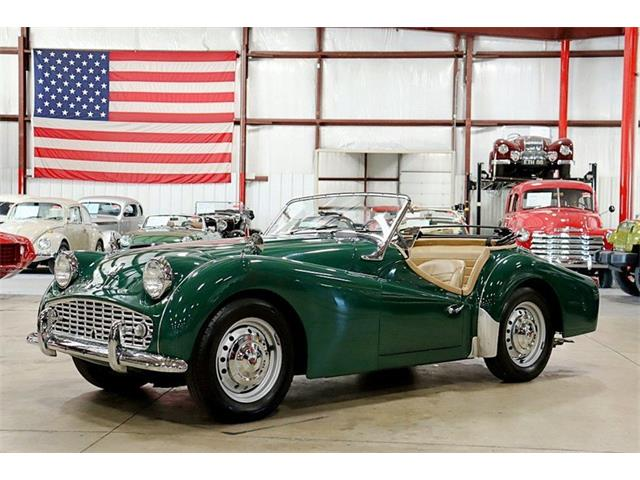 Classic Triumph for Sale on ClassicCars com on ClassicCars com