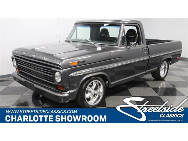 Picture of '68 F100 - QXU7