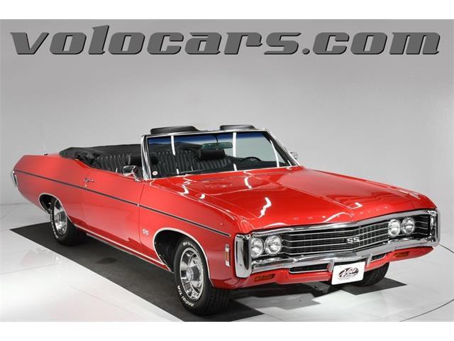Picture of '69 Impala - QXUC