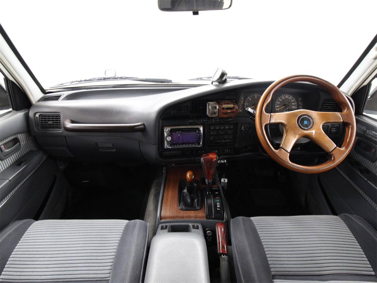 Large Picture of '93 Land Cruiser FJ - QXUG