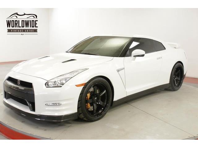 Picture of '16 GT-R - QXUW