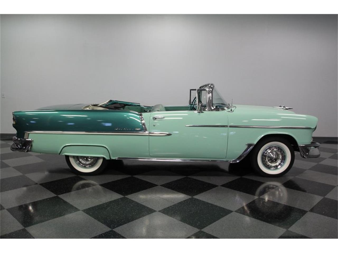Large Picture of '55 Bel Air - QXV1