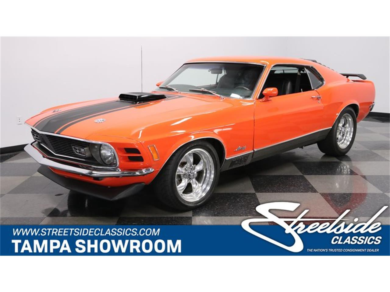 For Sale: 1970 Ford Mustang in Lutz, Florida