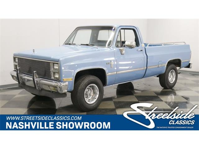 Picture of '82 K-10 located in Lavergne Tennessee - $22,995.00 Offered by  - QXV9