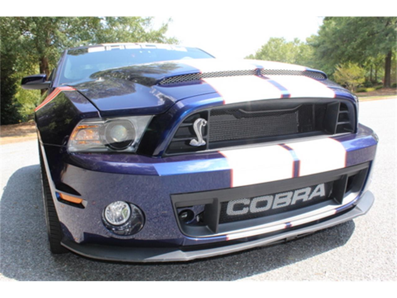 Large Picture of '12 GT500 - QXWF