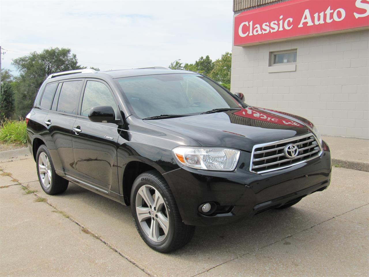 Large Picture of '09 Highlander - QXWJ