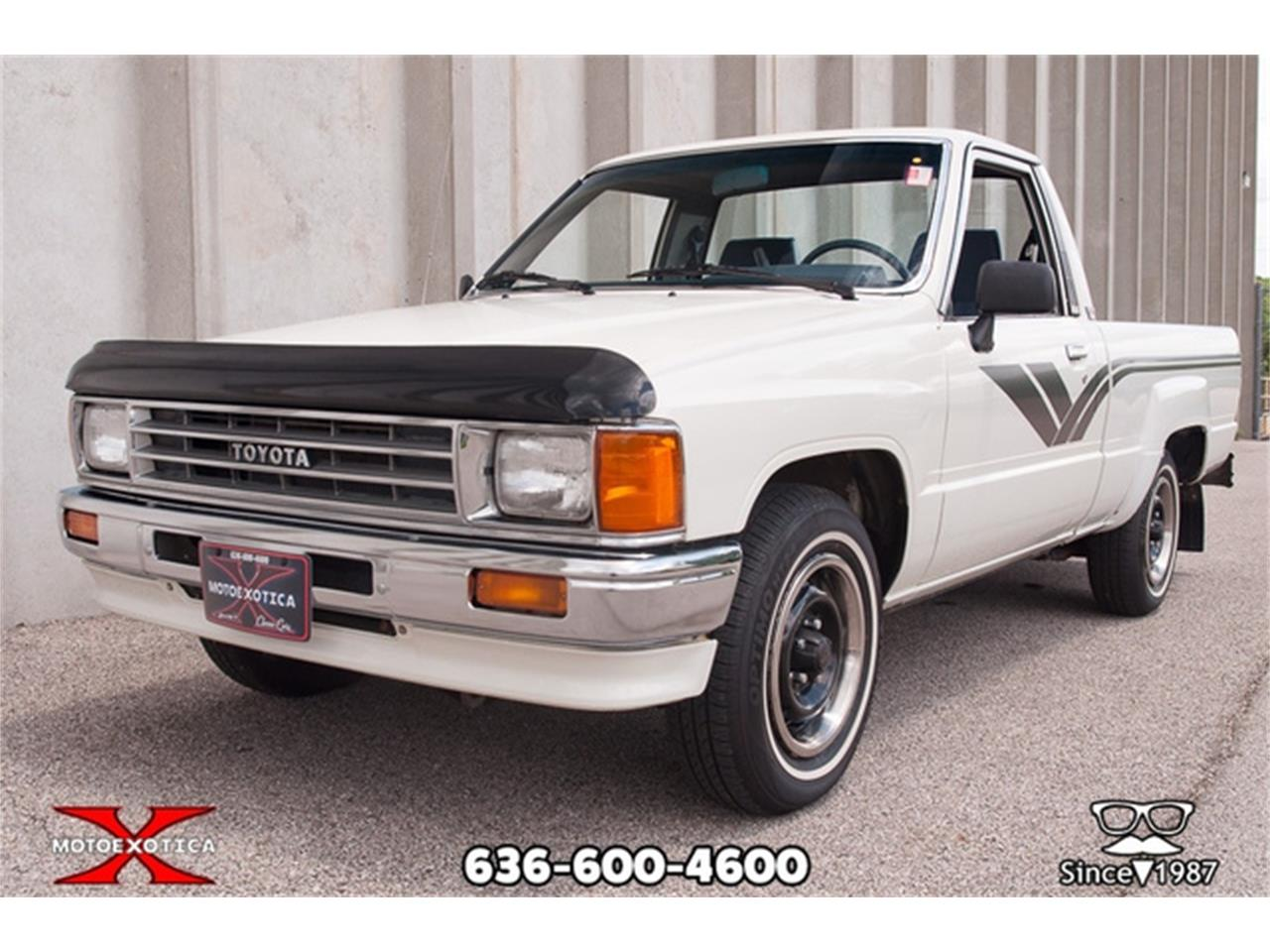 Large Picture of '88 Hilux - QXX1