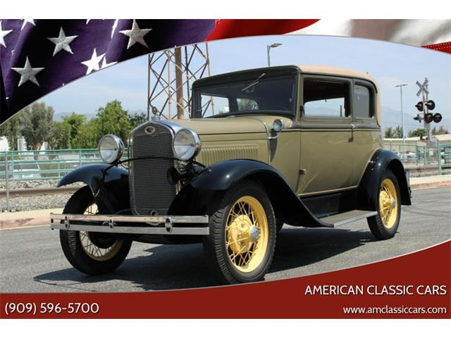 Picture of Classic '31 Ford Model A - $34,900.00 Offered by  - QXXQ