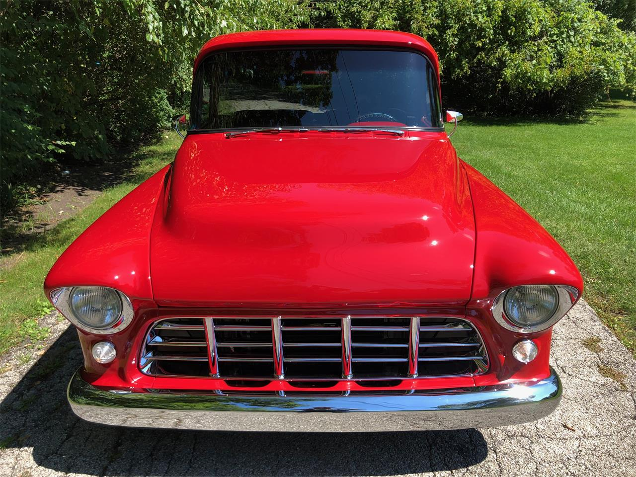 Large Picture of '55 Pickup - QXXZ