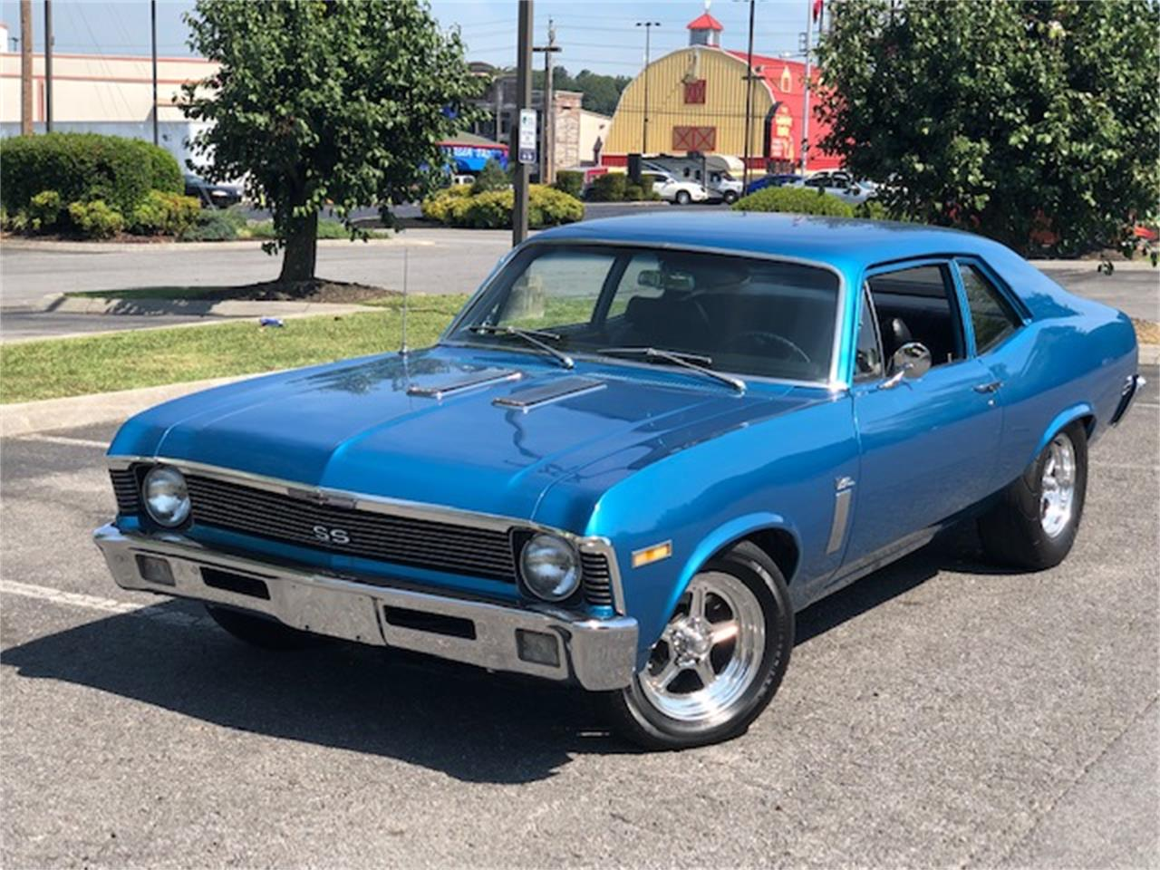 Large Picture of 1970 Nova Offered by United Auto Exchange - QXY1
