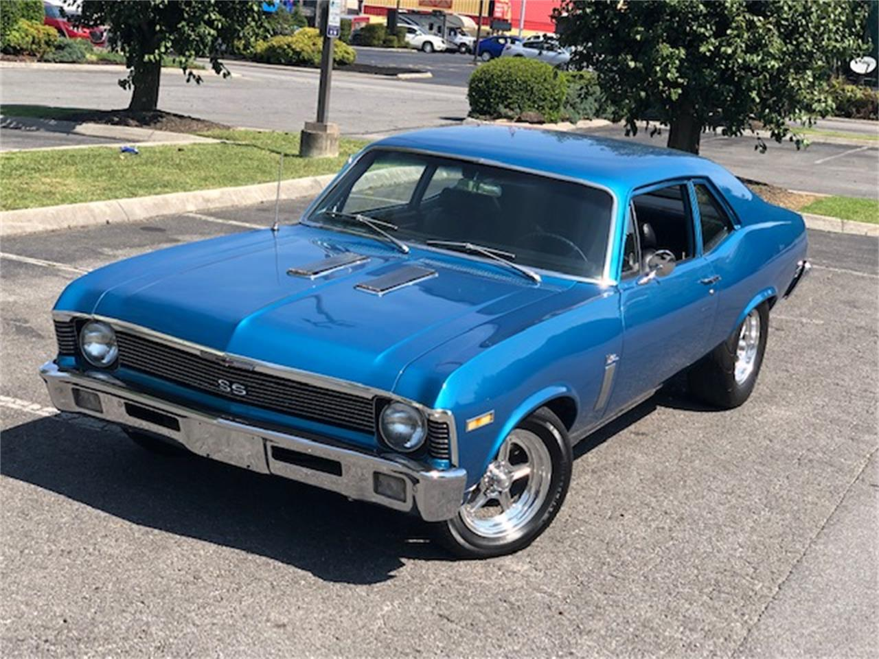 Large Picture of Classic '70 Nova located in Illinois - $27,000.00 Offered by United Auto Exchange - QXY1