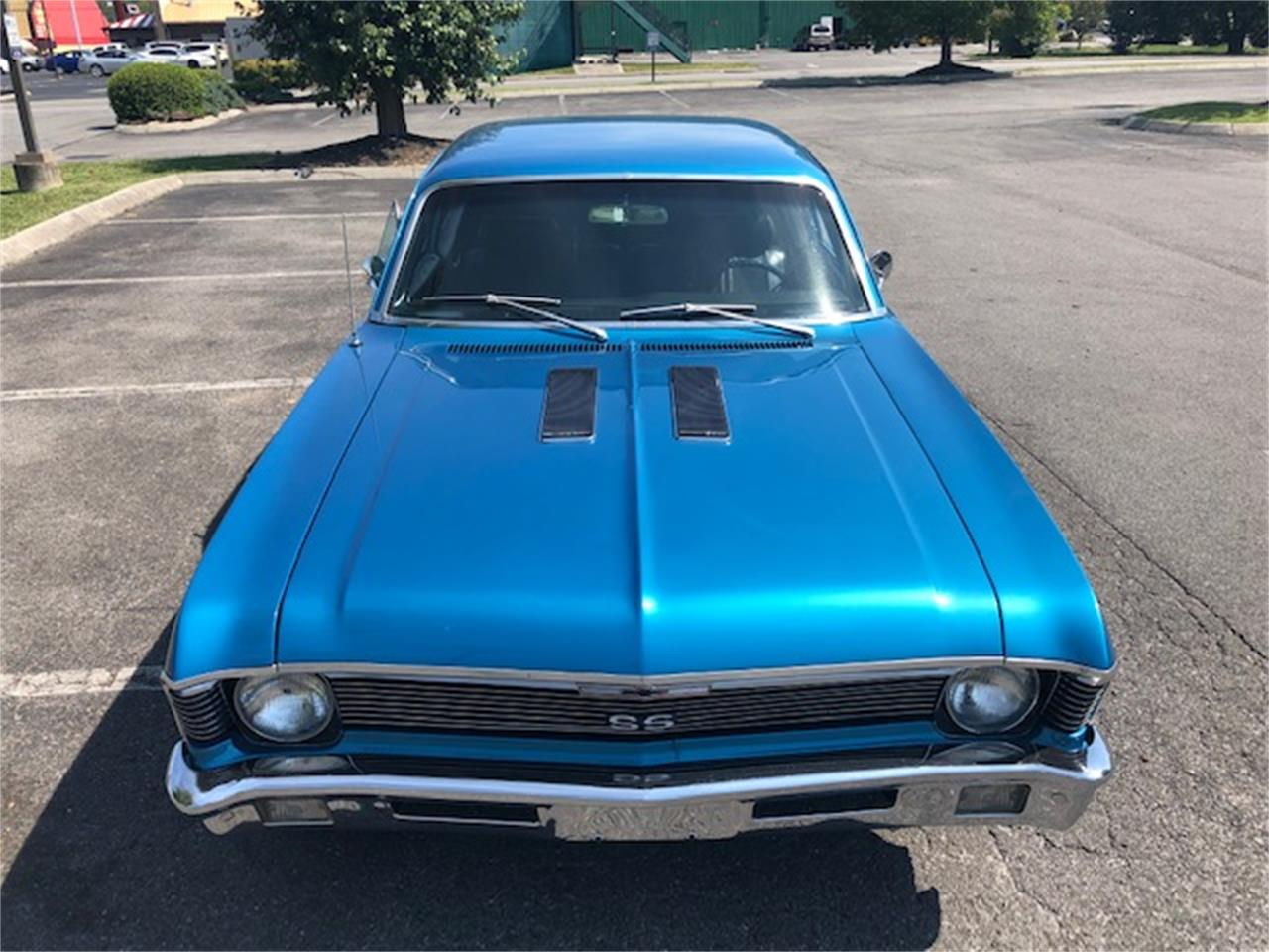 Large Picture of Classic 1970 Chevrolet Nova located in Long Grove Illinois - QXY1