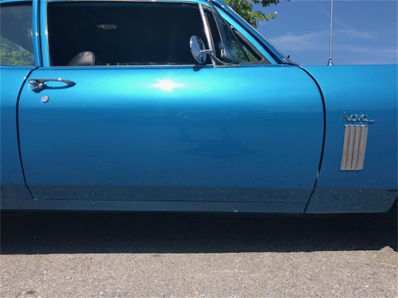 Large Picture of '70 Chevrolet Nova located in Long Grove Illinois - $27,000.00 - QXY1