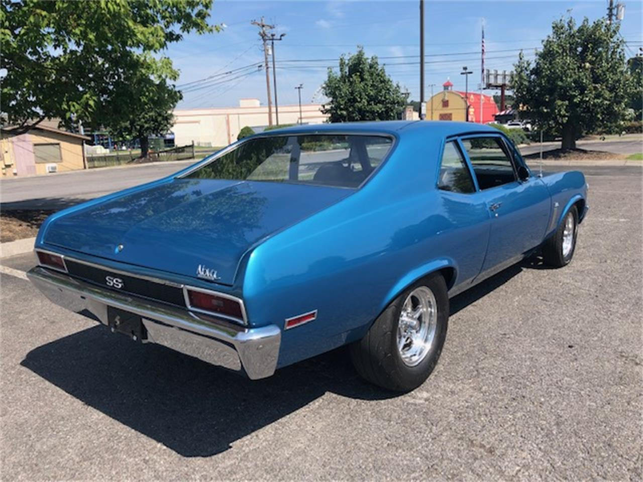 Large Picture of Classic 1970 Nova located in Illinois Offered by United Auto Exchange - QXY1