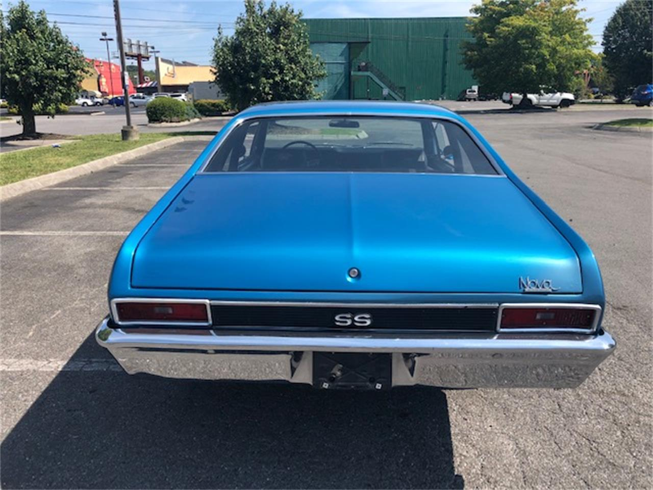 Large Picture of '70 Chevrolet Nova - $27,000.00 - QXY1