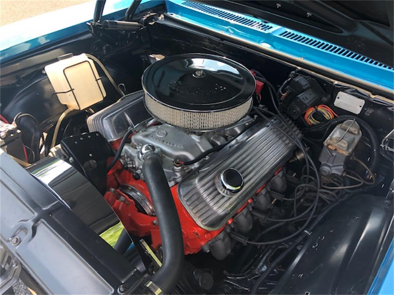 Large Picture of Classic '70 Chevrolet Nova located in Long Grove Illinois - QXY1