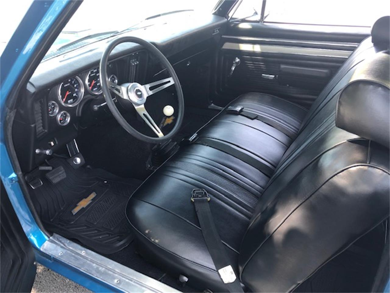 Large Picture of '70 Chevrolet Nova located in Long Grove Illinois - QXY1