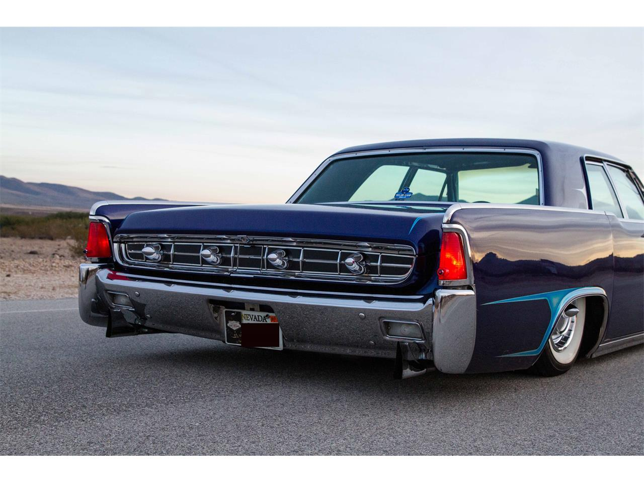 Large Picture of '63 Continental - QXY4