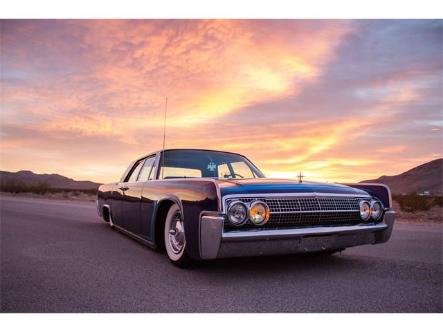 Picture of 1963 Lincoln Continental located in Nevada - $66,350.00 - QXY4