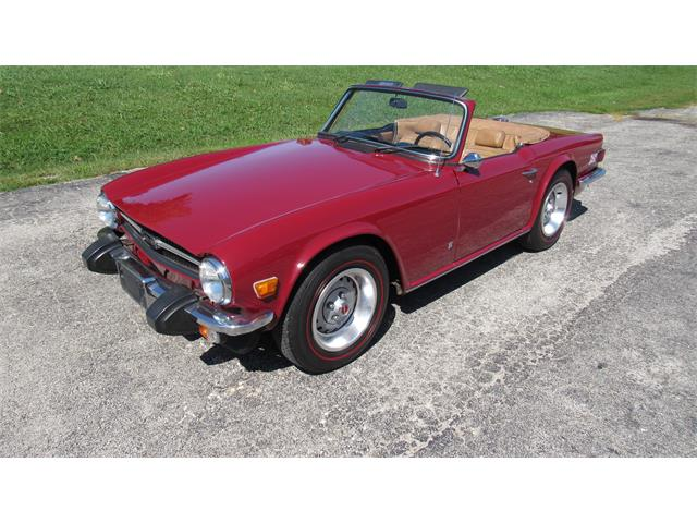 Picture of '75 TR6 - QXYD