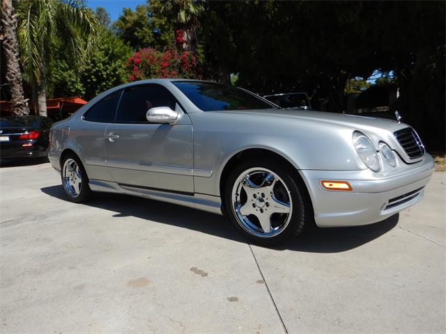 Picture of '00 CLK430 - QXYE