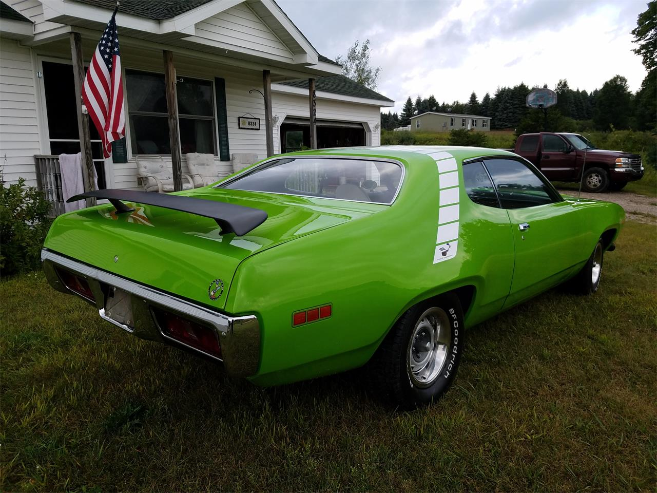 Large Picture of '71 Road Runner - QXYN