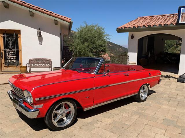 1963 Chevrolet Nova II SS
