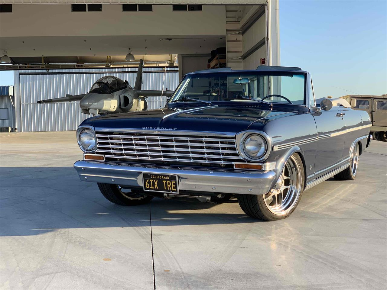 Large Picture of '63 Chevy II Nova SS - QXYU