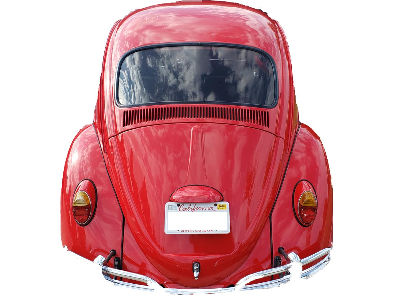Large Picture of 1965 Volkswagen Beetle - QXYY